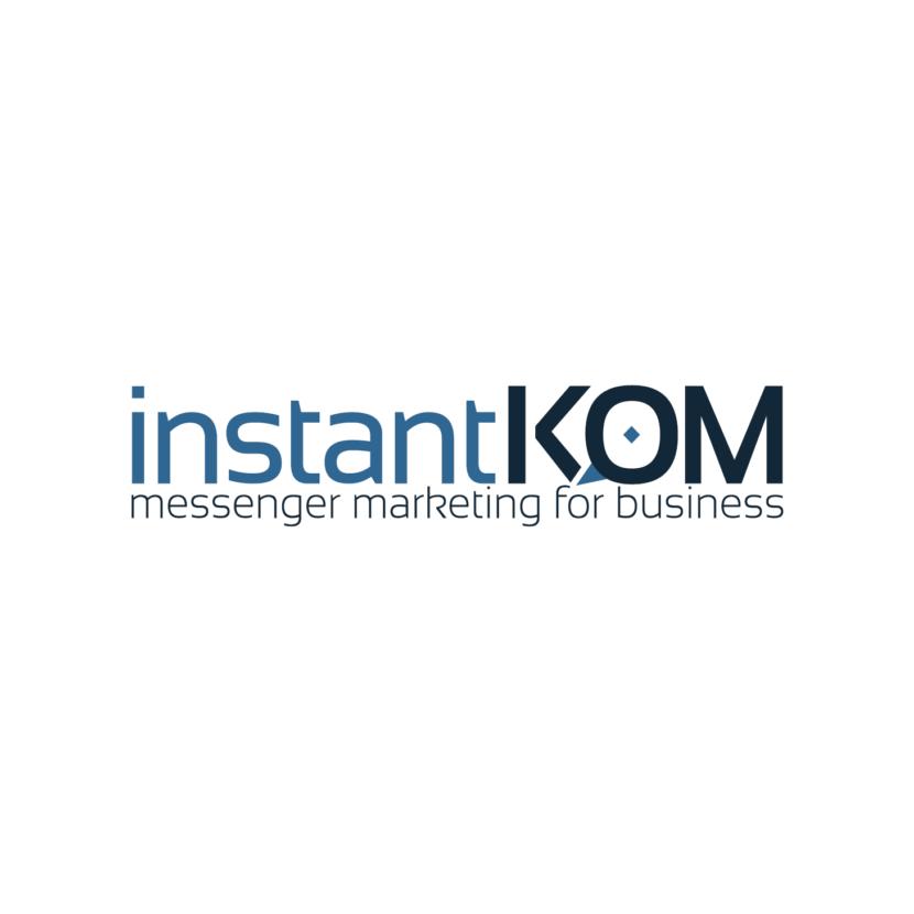 Logo und Corporate Design für instantKOM
