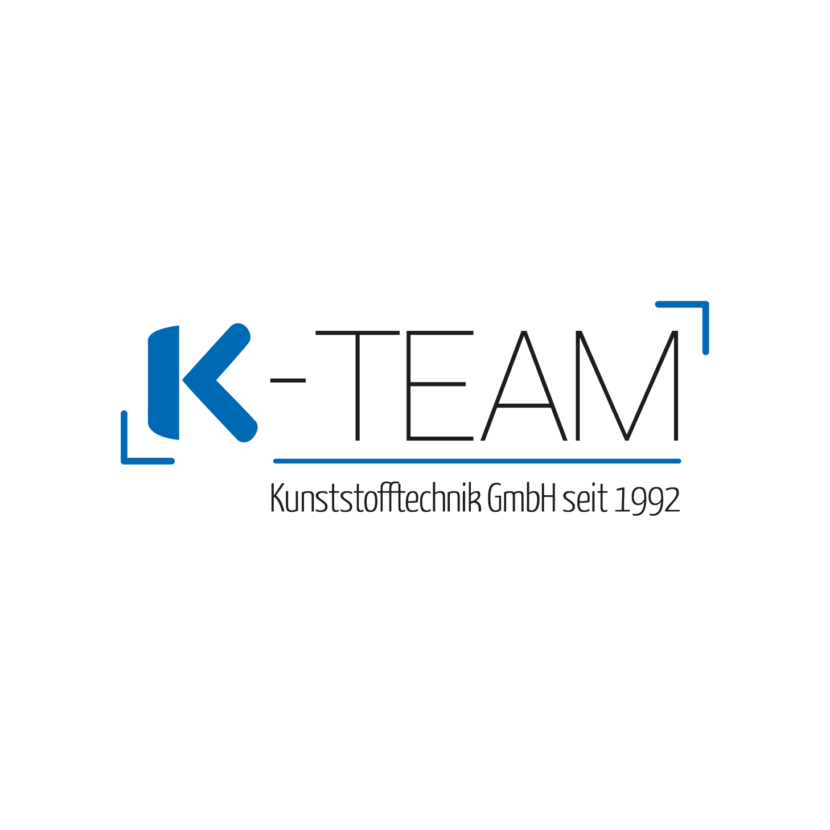 Logo Re-Design K-TEAM Kunststofftechnik GmbH