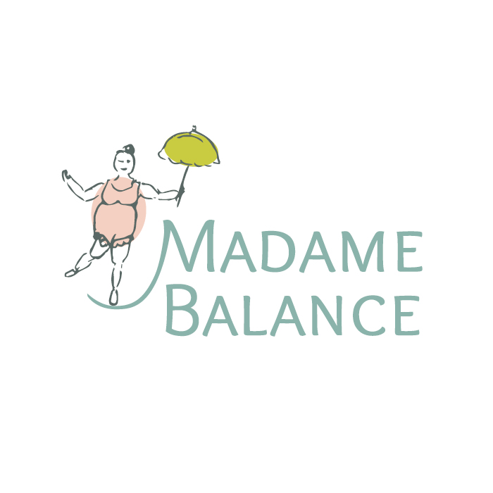 Logo und Corporate Design Madame Balance