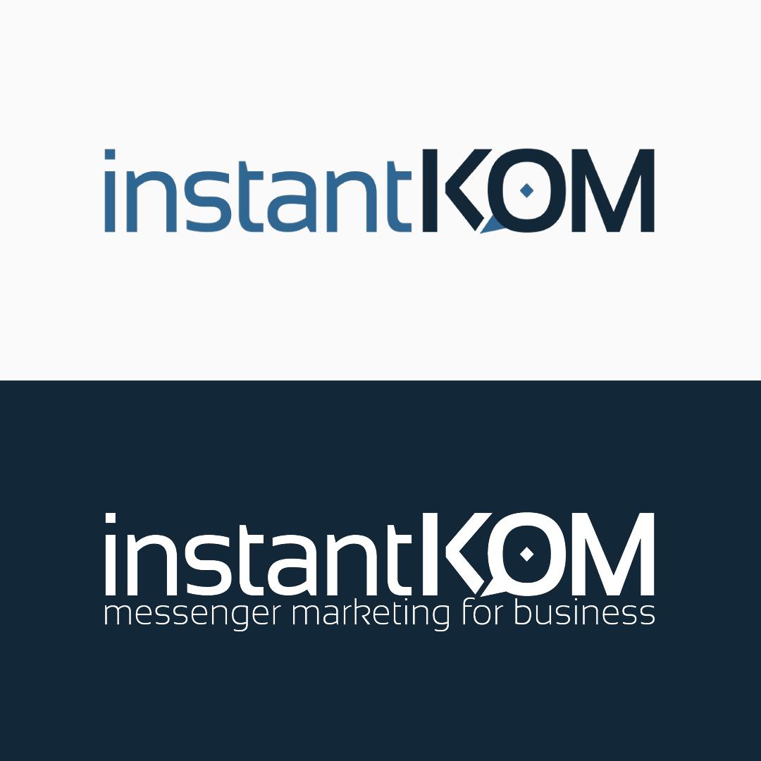 Logo für instantKOM